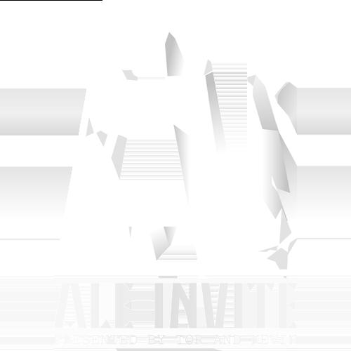 Ale Invite